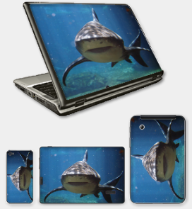 Nature Shark Vostro 15 3000 Dell Motyw Notebooky